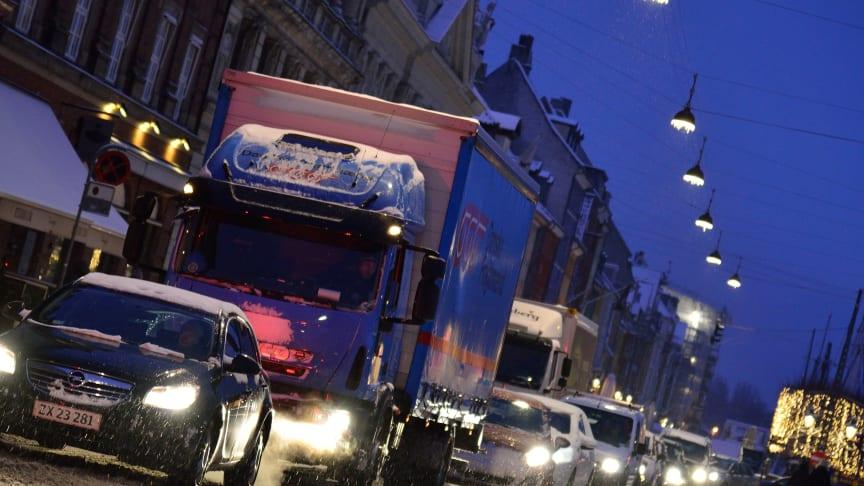 Vinterdæk er det sikreste valg på isglatte veje
