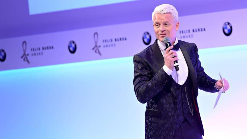 """Guido Cantz (""""Verstehen Sie Spaß?"""") wird wieder den Felix Burda Award moderieren."""