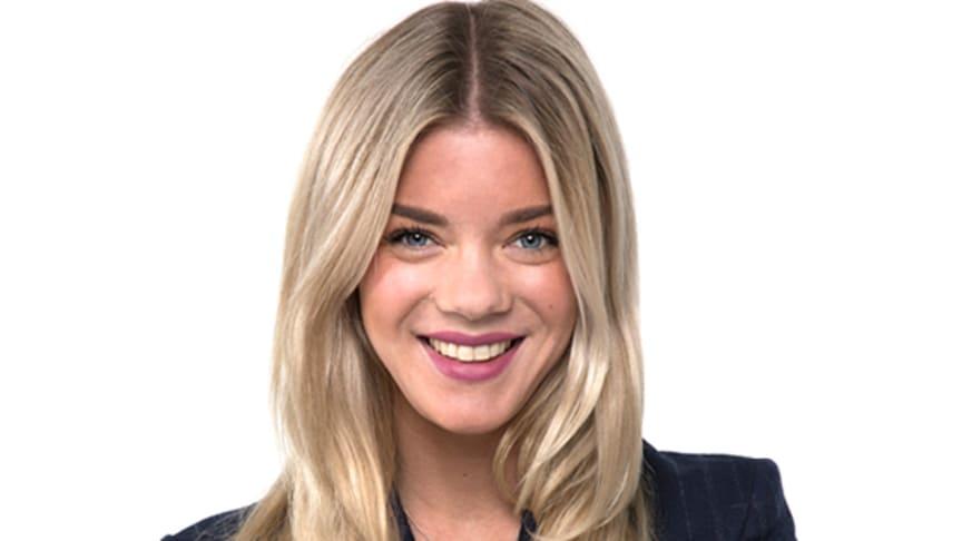 Fanny Sandström tar över rodret på Löwengrip Beauty