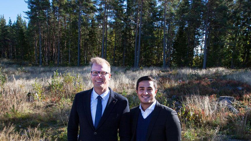 Emrahus AB och Attendo AB i samarbete för passivhuscertifierade samhällsfastigheter med start i Gävle