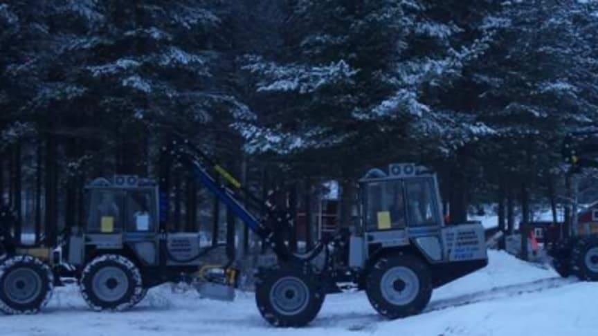 Vimek levererar en stor order till Vitryssland