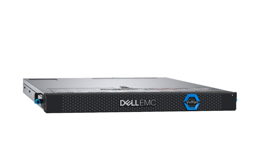 Nya Dell EMC VxRail levererar HCI till extrema miljöer