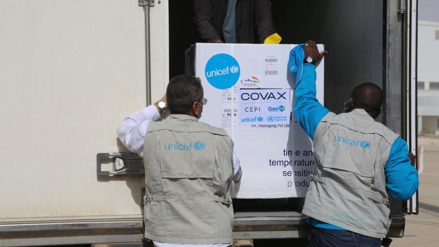 Die Zurich Gruppe Deutschland unterstützt gemeinsam mit der Z Zurich Foundation die weltweite COVAX Kampagne