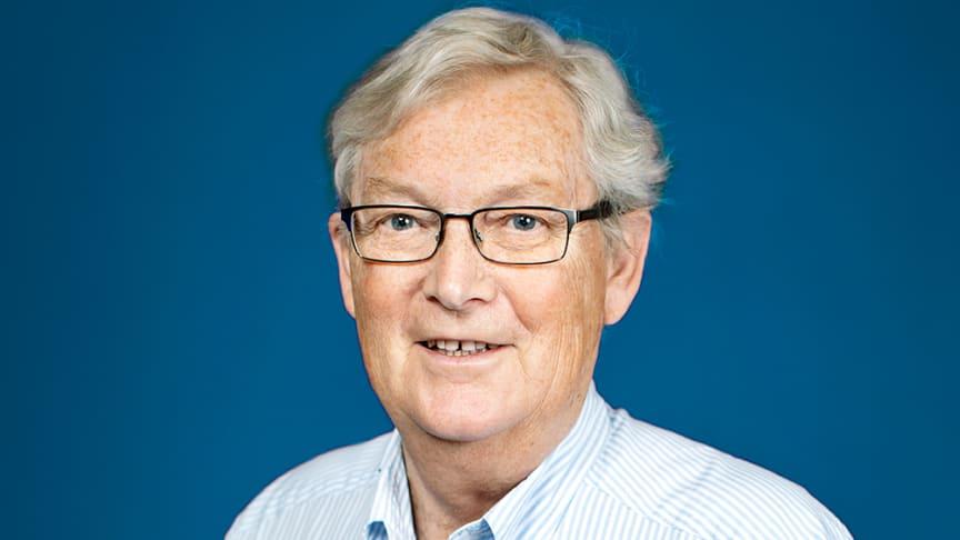 Gert Malmberg, ledamot i Prostatacancerförbundets styrelse.
