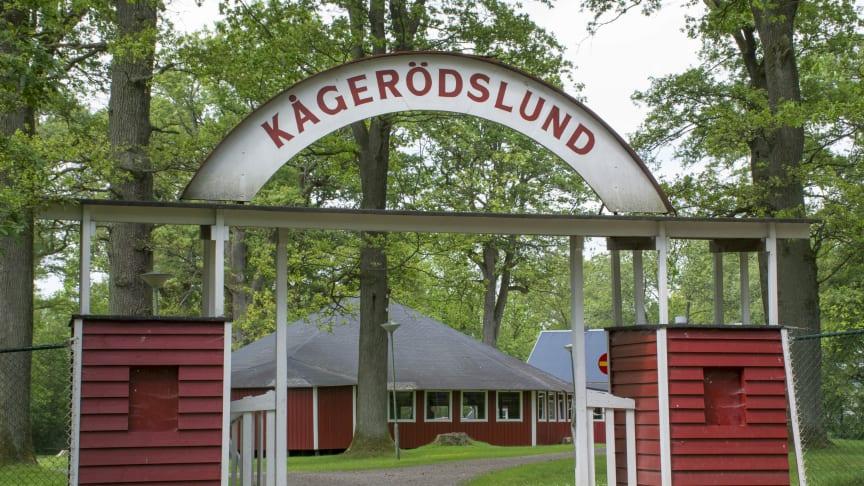 Pressinbjudan: Första spadtaget för ny byggnation på Kågerödslund