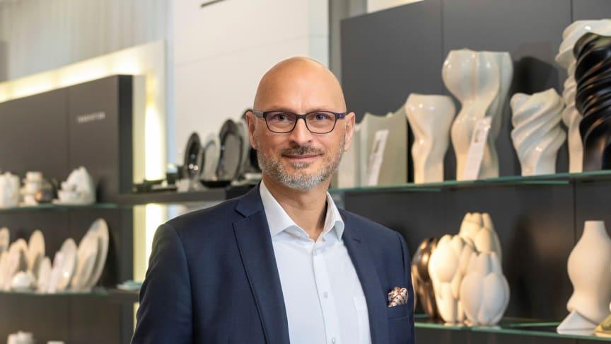 Carsten W. Hense wurde zum 1. Januar 2020 als Chief Operating Officer (COO) der Rosenthal GmbH bestellt.