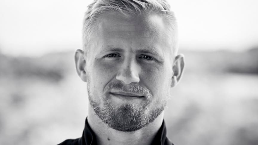Kasper Schmeichel går i fodsporene på Erling Haaland og andre store stjerner med nyt Samsung samarbejde