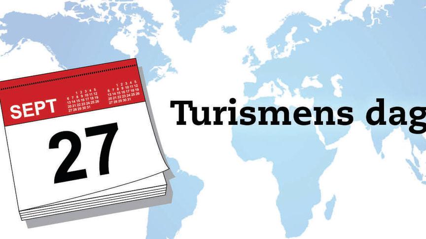Boråsregionen firar den internationella Turismens Dag