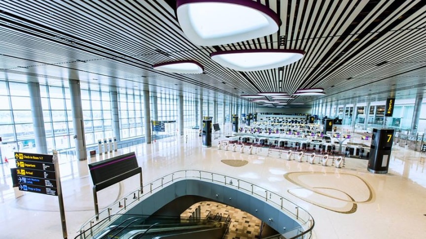 Tests of airport systems and passenger facilitation to be carried out with flight trials