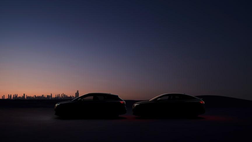 Världspremiär för eldrivna Audi Q4 e-tron och Q4 Sportback e-tron den 14:e april