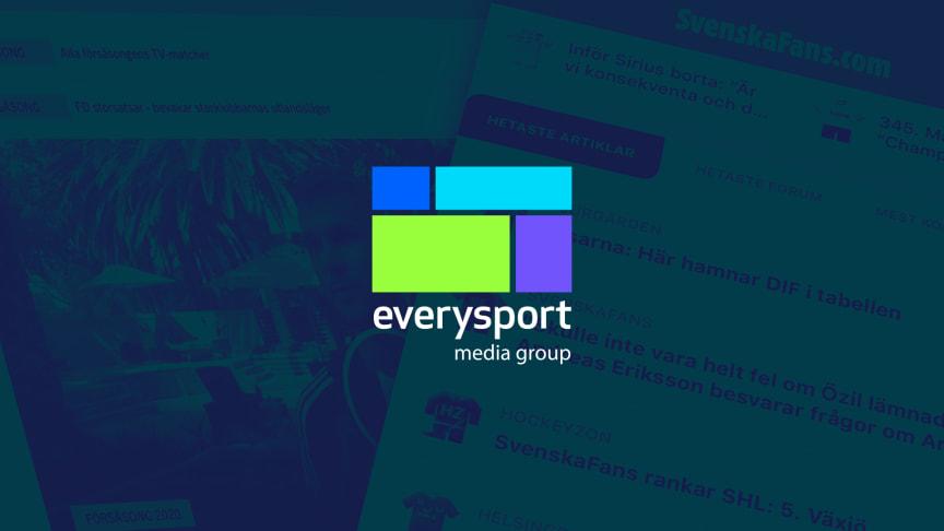 Sportmediakoncernen ESMG ska rekrytera 10 nya medarbetare i vår