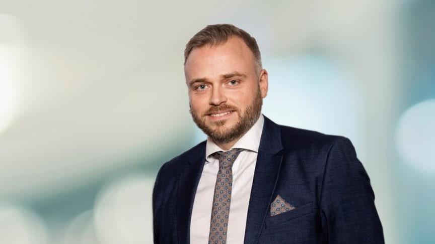 Patrik Lundin tillträder i dagarna som ny CEO för Nordic Truckcenter Sverige.