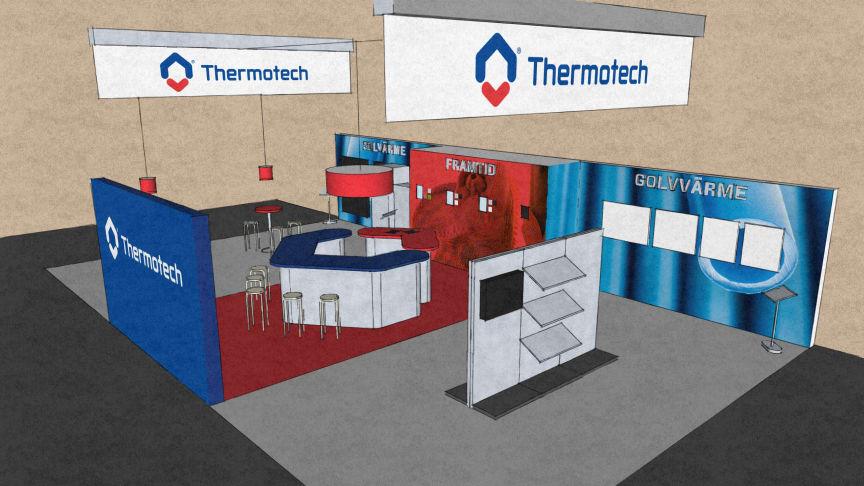Thermotechs produktnyheter på Nordbygg 2012