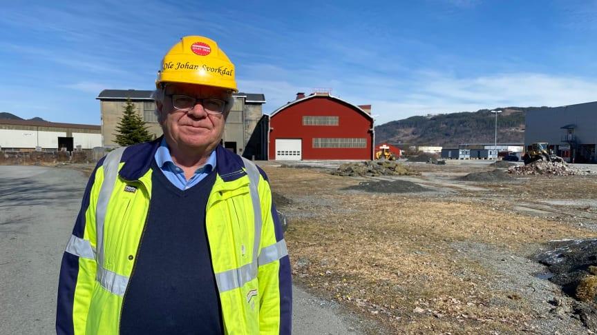 Ole Johan Svorkdal