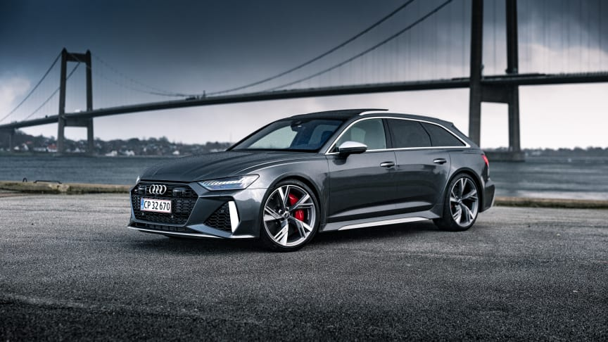 Audi udvider Audi Sport forhandlernettet i Danmark