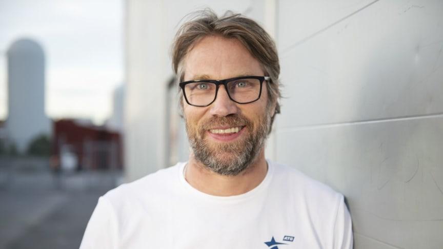 Peter Forsberg, ambassadör för ATG Drömfond. Foto: Ryno Quantz