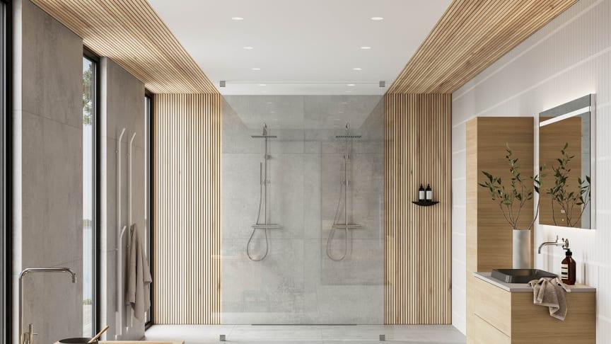INR Iconic Nordic Rooms vokser sørover: Lanserer Neste Generasjons Baderomsinnredning i Danmark