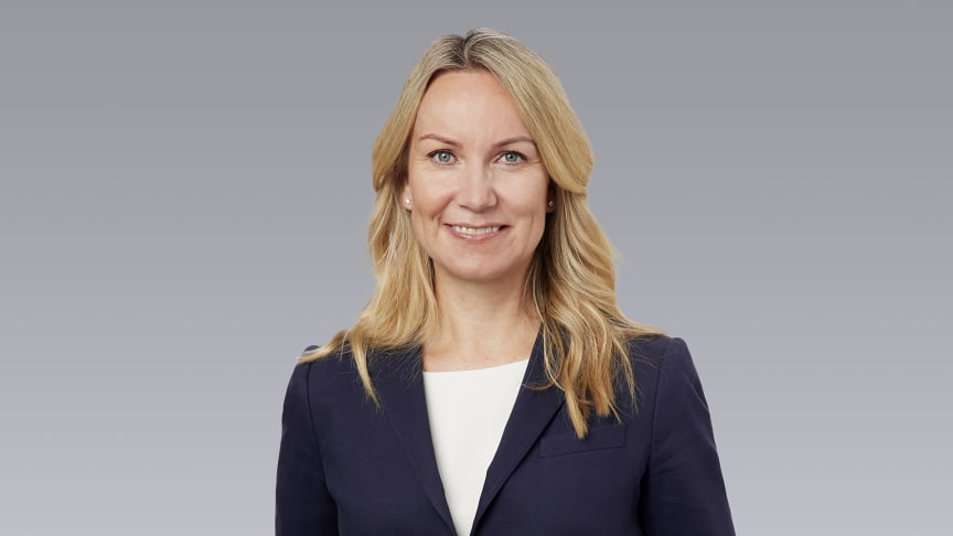 Colliers har rekryterat Marie Meyer som Head of Leasing.