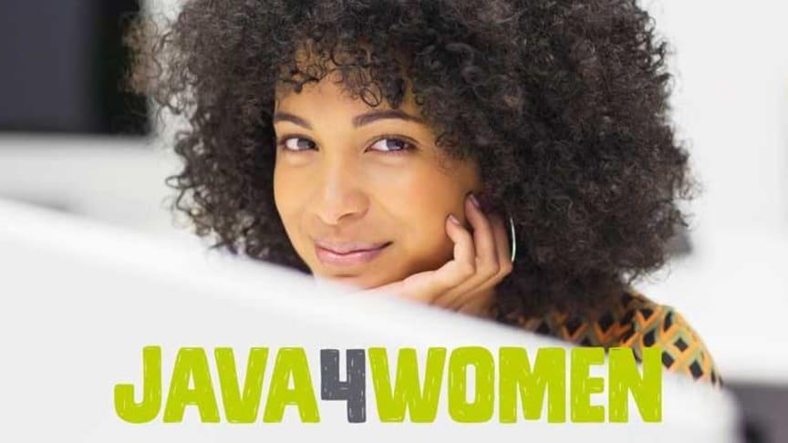 Java4women™ samarbetar med NetEnt för mer jämställda utvecklingsteam