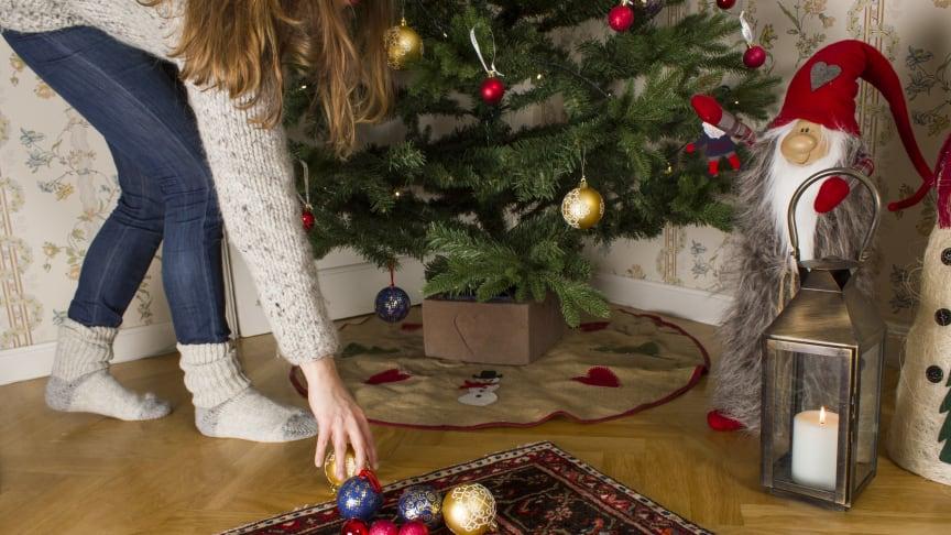 Stabil juletrefot
