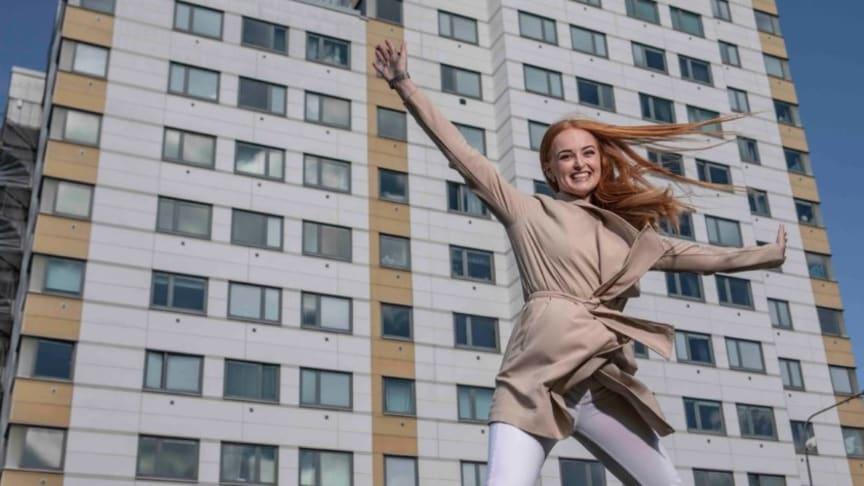 Trollhättan klarar återigen bostadsgarantin för högskolans studenter