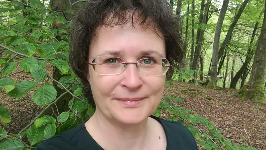 Camilla Jönsson, ny ordförande i nationella branschföreningen Naturturismföretagen.