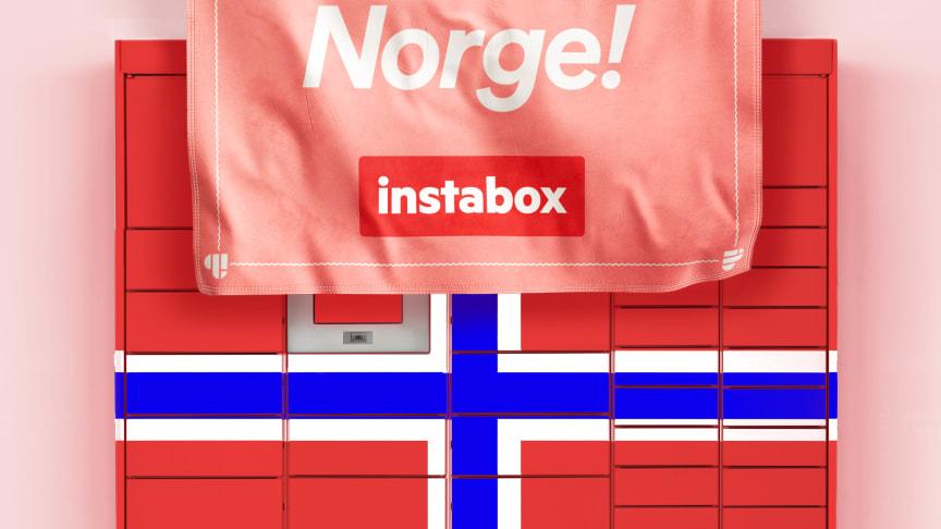 Blush.no chooses Instabox for smart parcel locker deliveries