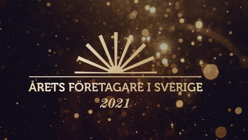 Årets Företagare I Sverige 2021