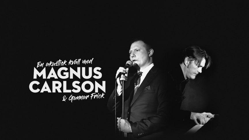 Magnus Carlson till Stora Teatern