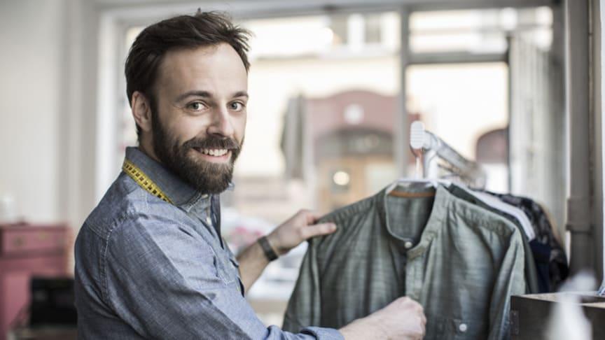 Modebranschens tillväxt drivs av export