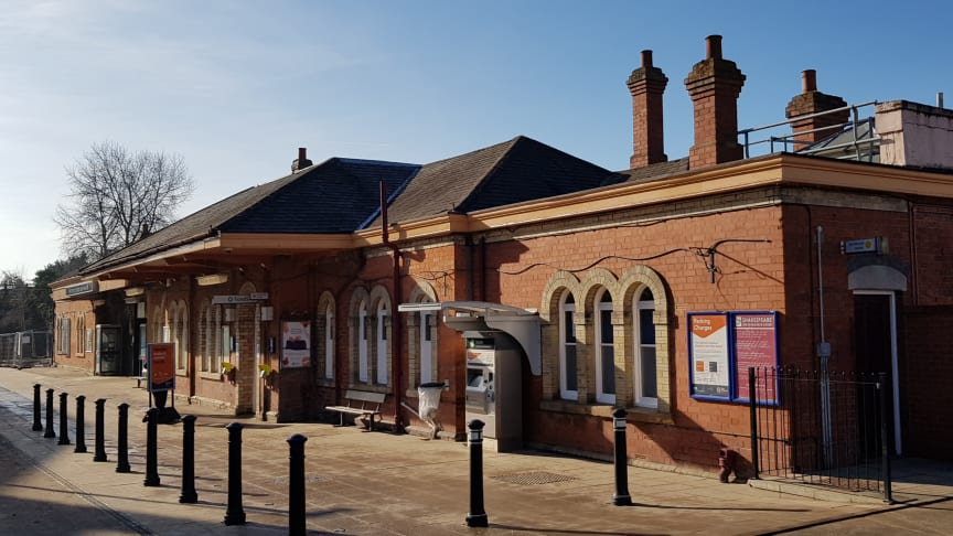 Passengers reminded of changes at Stratford-upon-Avon station as £1.5m revamp gets underway