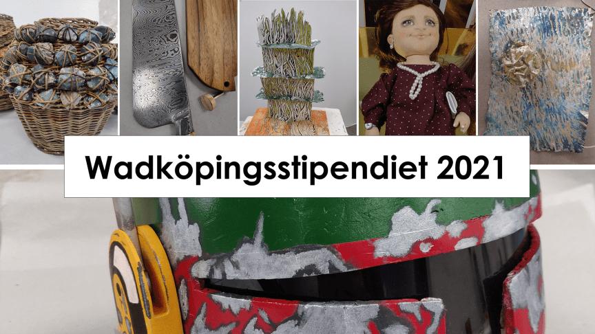 Alster från årets Wadköpingsstipendiater och hedersomnämnanden