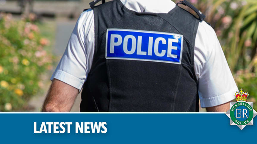 Man arrested on suspicion of murder in Bootle
