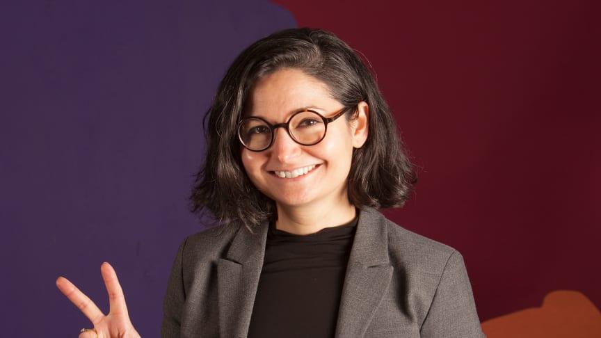 Gita Nabavi. Foto: Oscar Stenberg