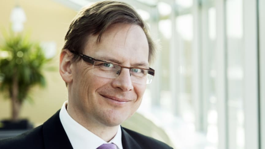 Anders Fällström blir ny prorektor