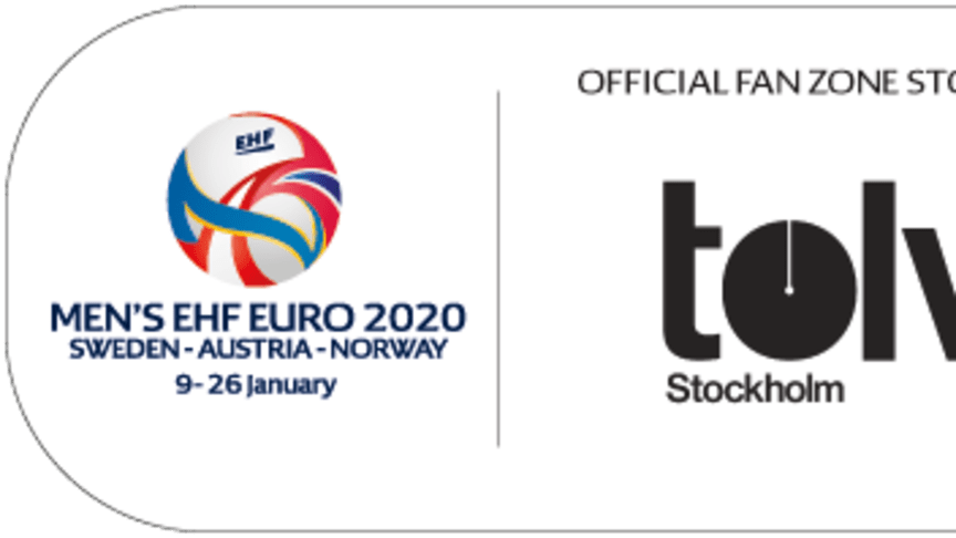 Tolv Stockholm Officiell Fan Zone under Handbolls-EM 2020