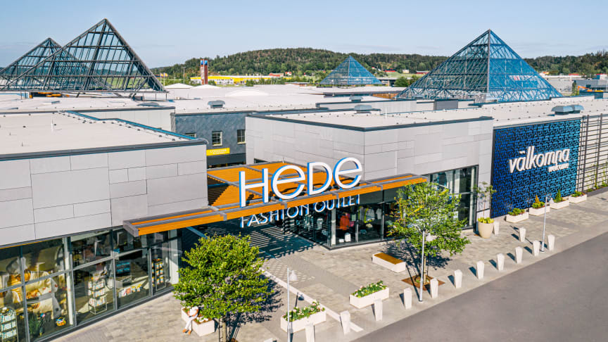 Källa: Hede Fashion Outlet