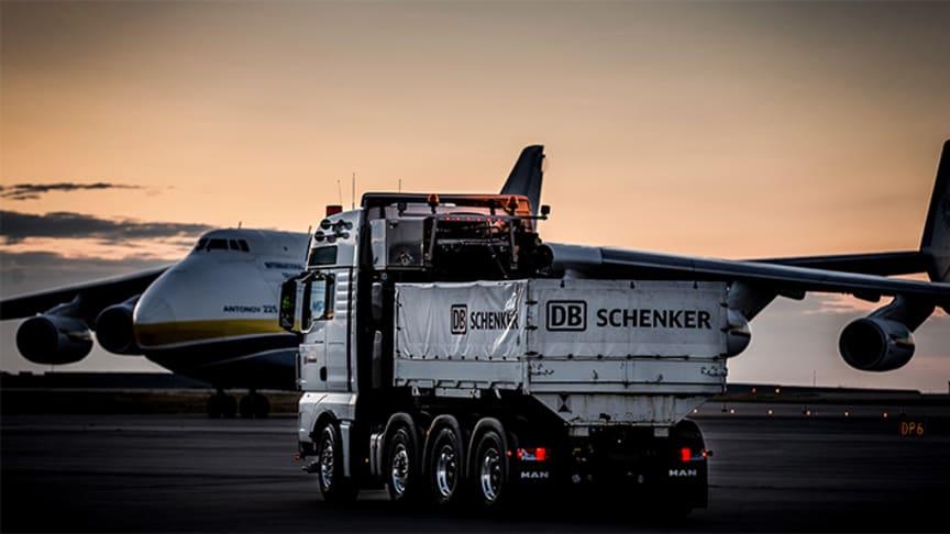 DB Schenker startar nytt i åtta länder