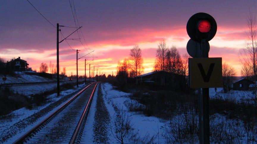 SJ ökade på flera sträckor när tågtrafiken satte rekord