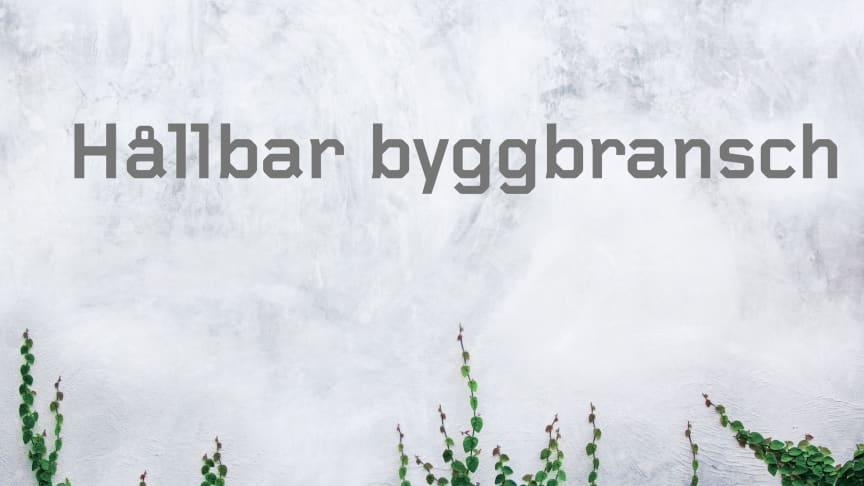 Som marknadsledande inom betong i Sverige är Thomas Concrete Groups vision att driva utvecklingen mot en helt klimatneutral betong till år 2030.