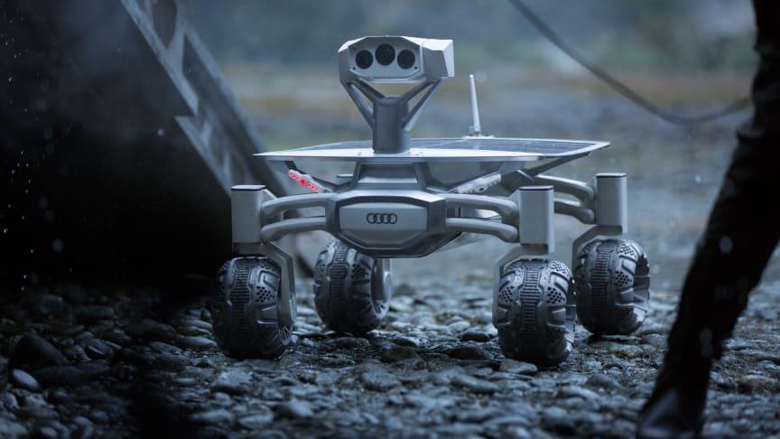 "Måneroveren Audi lunar quattro i filmen ""Alien: Covenant"""