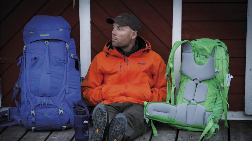 Bergans Glittertind sekk vant pris i USA   Bergans of Norway