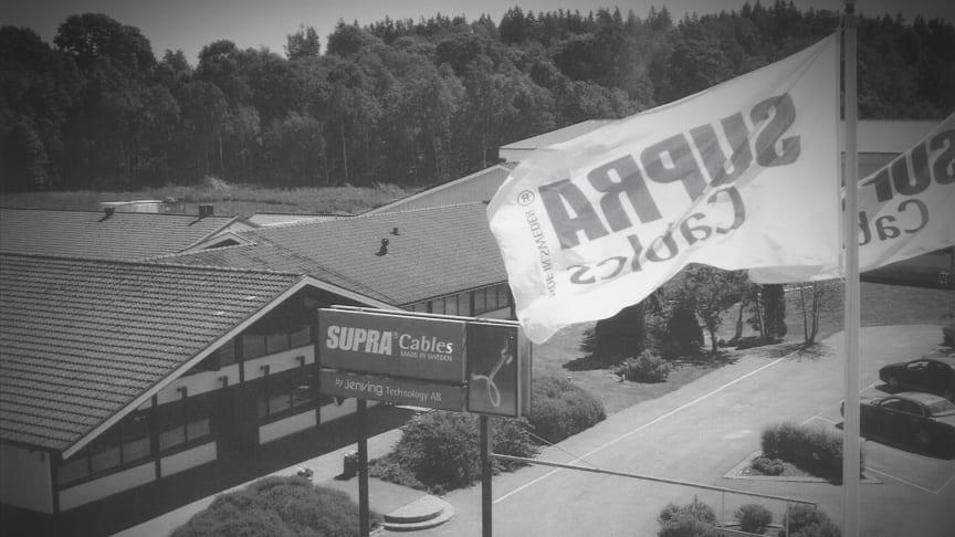 SUPRA-fabriken i Ljungskile