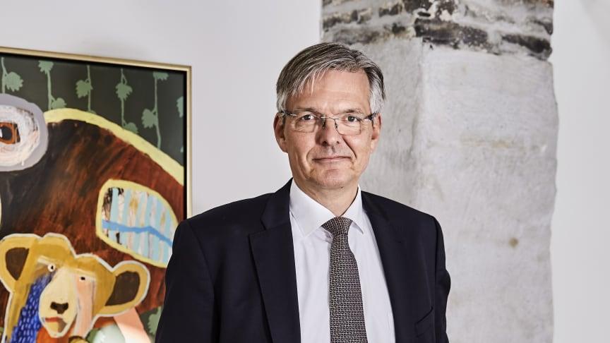 Adm. direktør Jens Lundager