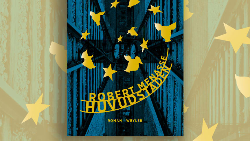Robert Menasses prisbelönta bok på svenska