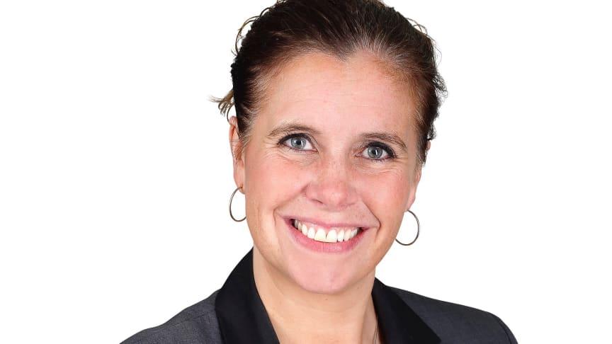 Christina Landoff tillträder tjänsten som kommundirektör den 1 januari.