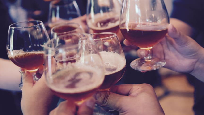 Livsmedelsproducenterna räknar med att mat och dryck blir centrala komponenter i postcorona-firandet
