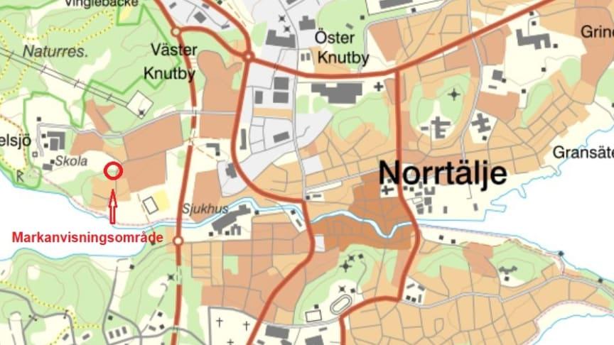 Anbudstävling för ny förskola i centrala Norrtälje