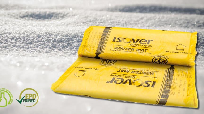 ISOVER Winter mat- ger frostskydd vintertid