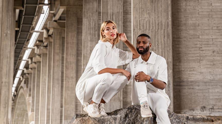 Cross Sportswear lanserar The Undyed Collection